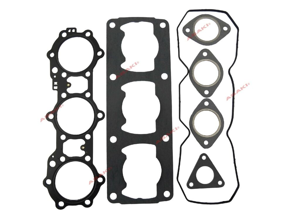 For Snowmobile Polaris Xlt 600allxlt 600 Xtra Top End Gasket Kit