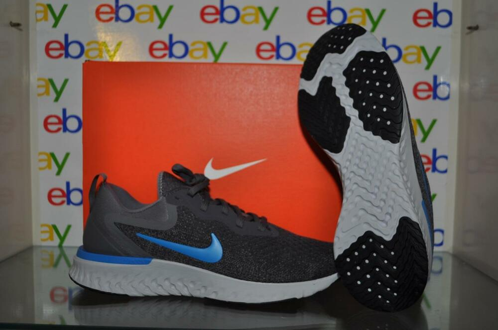 98327ad82a7 Details about Nike Odyssey React AO9819 008 Mens Running Shoes Blue Grey NIB