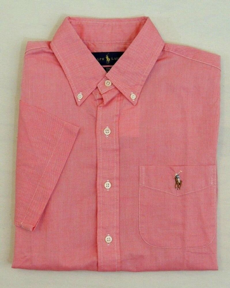 ce1e159c Ralph Lauren Polo Dress Shirts With Pocket | Top Mode Depot