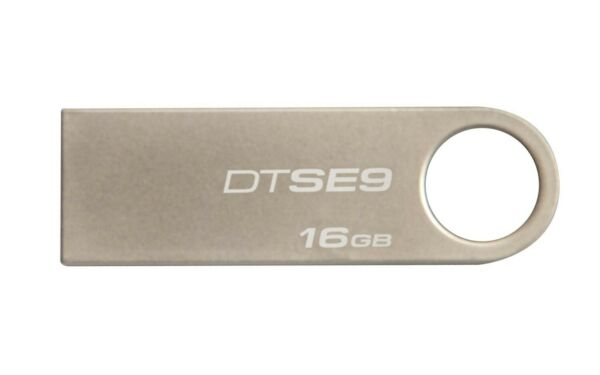 Pen Drive Kingston DTSE9 H / 16 GB DataTraveler Pennetta USB 2.0 Flash Drive