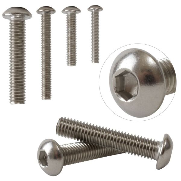 Toolshack BSF SKT HEAD SHOULDER SCREWS