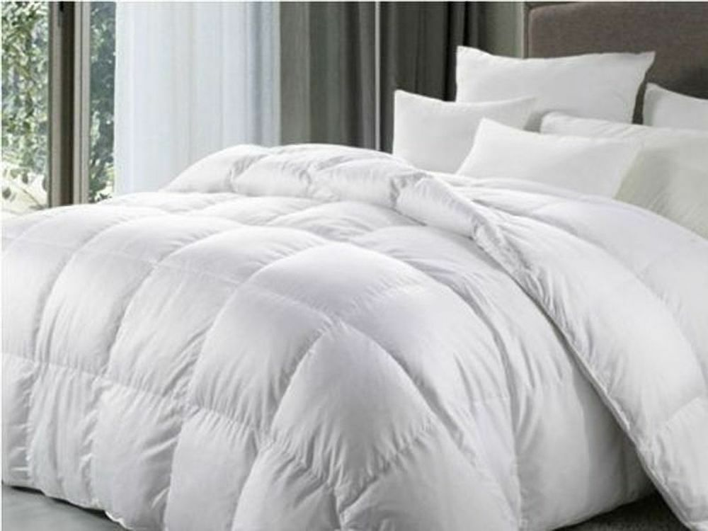 New Duck Feather Down Duvet 13 5 Tog Deluxe Quilt Single