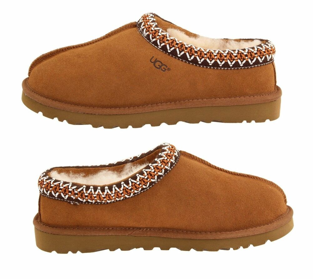 2715b71e6 Details about NEW Authentic UGG Brand Women's Tasman Slipper Shoes Chestnut  House Shoe *NIB*