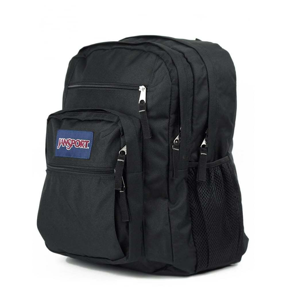d3872a1c5db5 Details about jansport big student backpack black school bag uk stockist  free haribo jpg 1000x1000 Big