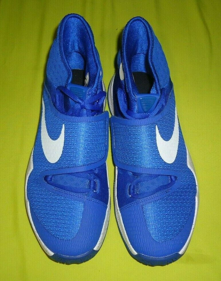 new style 5e569 dffea Details about NIKE ZOOM HYPERREV 2016 SIZE 10 MEN S BASKETBALL SHOES (820224  415)