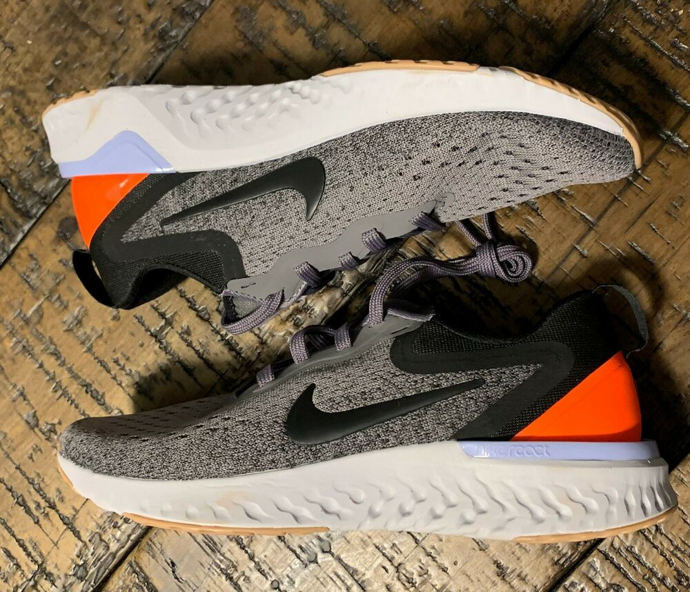 d40d59db6161b Details about WMNS Nike Odyssey React Gunsmoke Black Women s Sz 6 AO9820-004  NO BOX TOP