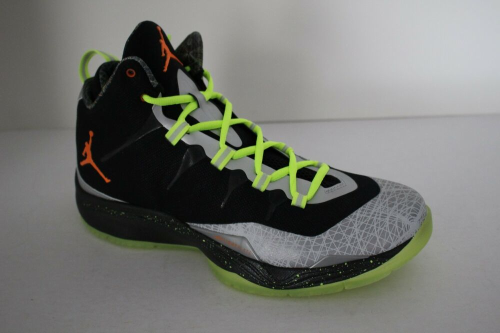 cheaper f9879 590eb Details about Jordan Super.Fly 2 Christmas Men s Reflective New Basketball  Shoes Blake Griffin