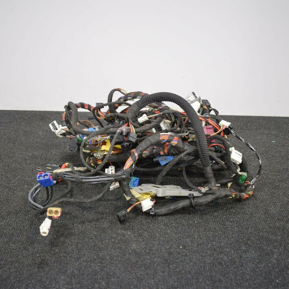 Mercedes Benz E Class W213 Interior Wiring Loom Harness