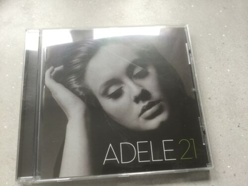 ADELE 21 CD ROLLING IN THE DEEP FIRE TO THE RAIN SOMEONE LIKE YOU TABLES RUMOUR