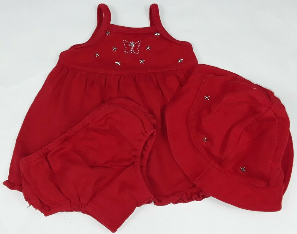 Outfits & Sets Gentle Baby Girls Summer Outfit. Size 3-6months