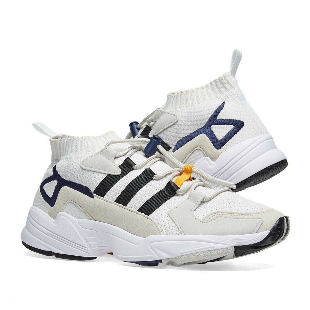 new products c67e3 3a81f Details about ADIDAS CONSORTIUM WORKSHOP FALCON WHITE, BLACK   BLUE