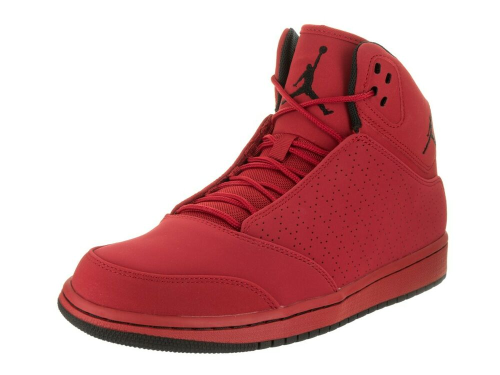 detailed look 42145 0a857 Details about Nike Air Jordan 1 Flight 5 Basketball Shoes Red White  881433-602 Men s NEW