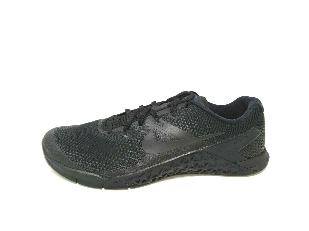 best website b30f3 db9c2 Mens NIKE Metcon 4 Training Shoe AH7453-001 Black 38T sm