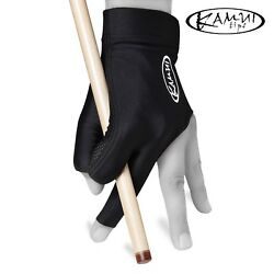 Kyпить KAMUI Billiard Pool Cue GLOVE - QuickDry - For Left or Right Hand - Black на еВаy.соm