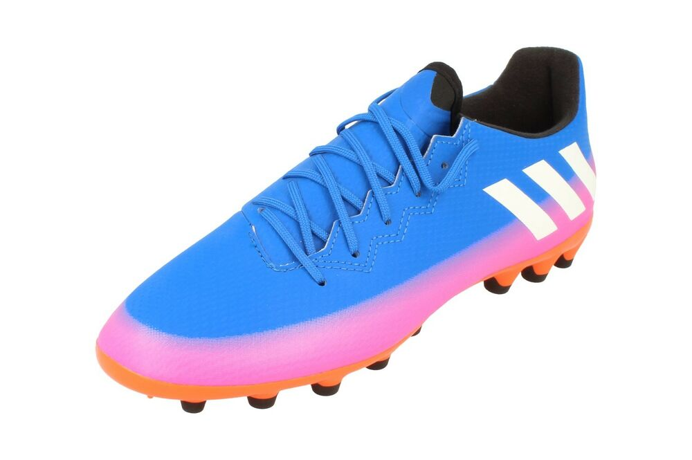 1281d407864 Details about Adidas Messi 16.3 AG Mens Football Boots Soccer Cleats BB2111