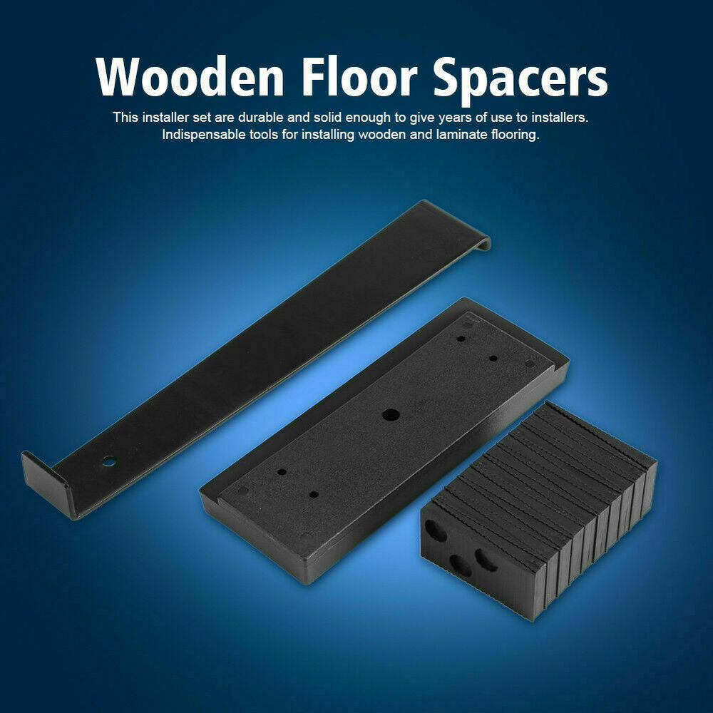 Laminate Tapping Block Details about Wood Flooring Installer Laminate Tool Kit Spacers W- L Tapping  Block u0026 Pull Bar
