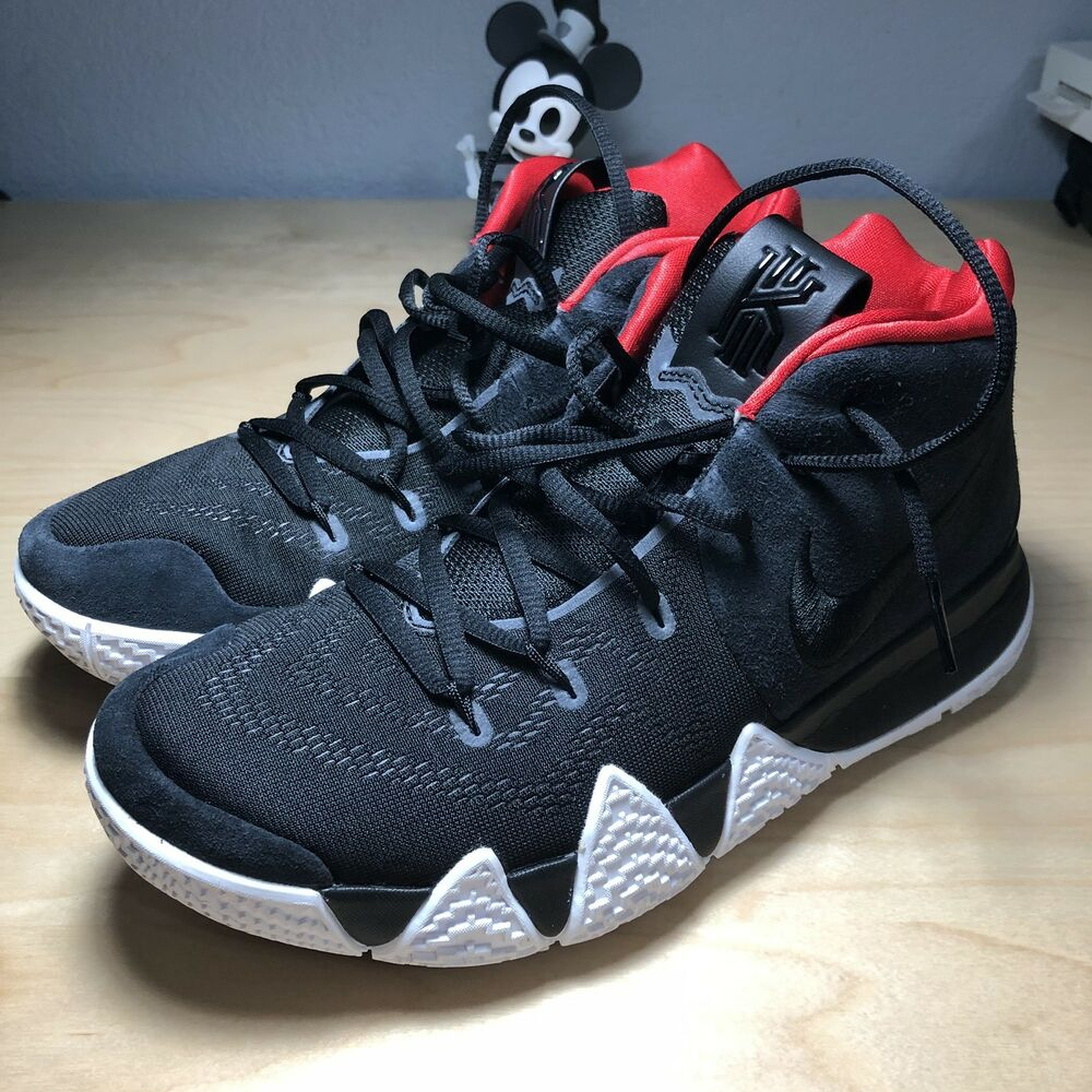 e9145cea888 nike id basketball shoes customize Nike KYRIE 4 NikeID Men s Size 8.5 Mens Basketball  Shoes Custom .
