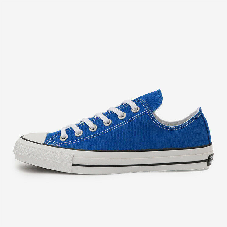 75c532299982 Details about CONVERSE ALL STAR 100 COLORS OX Blue Limited Chuck Taylor  Japan Exclusive