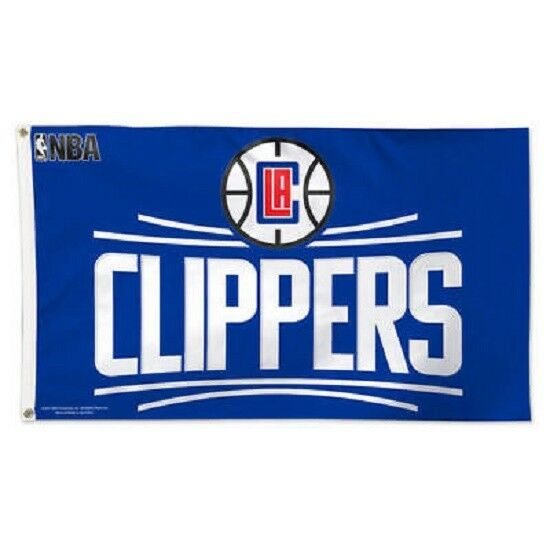 best cheap 55251 d0b5f Details about Wincraft Los Angeles Clippers NBA 3 x5  Deluxe Flag, NEW in  package.