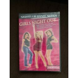 NEW SEALED! Girls Night Out - Fun Flirty Dance Lesso DVD ~ D2