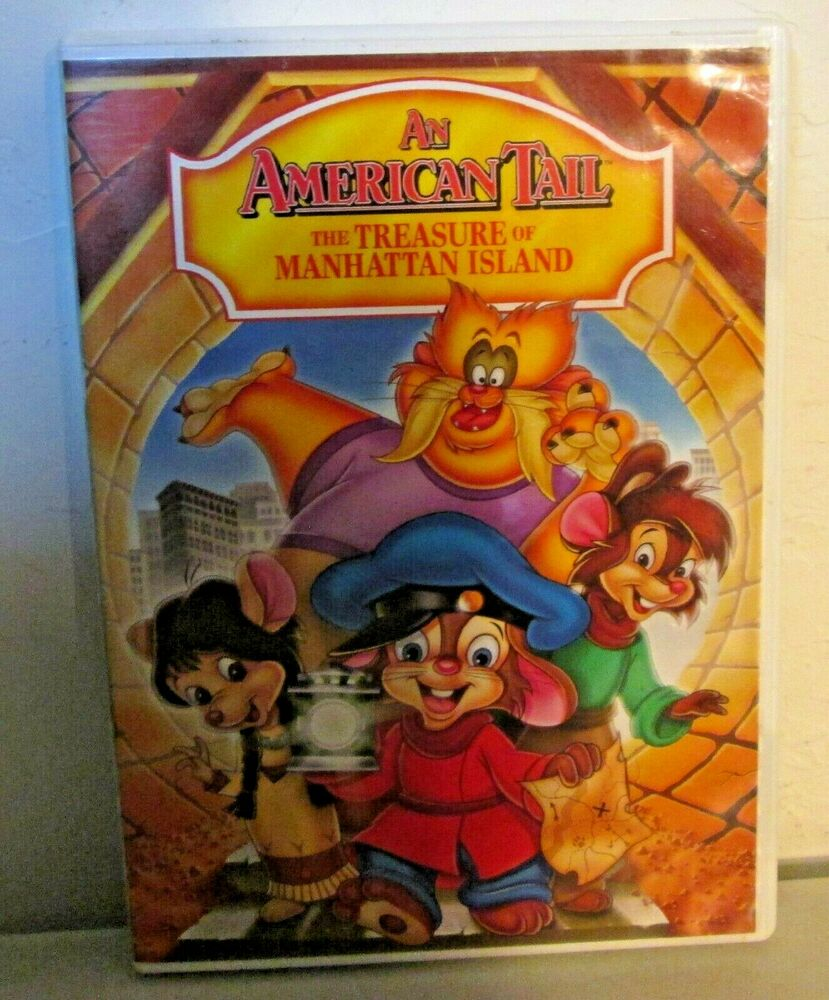 an american tail fievel goes west ending