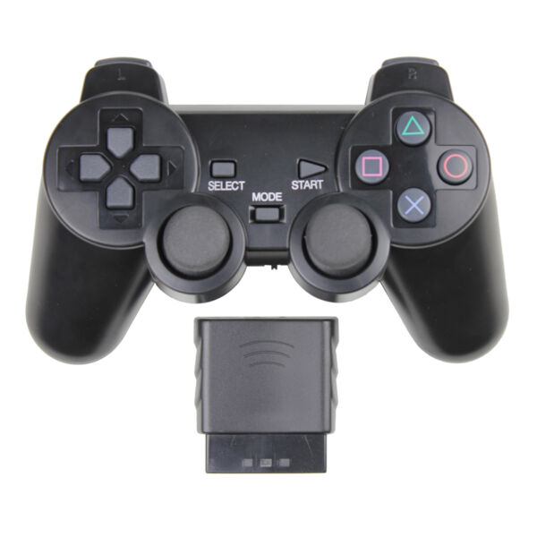 Wireless Controller Joypad Dual Shock Gamepad for PS2 PlayStation 2 Joypad