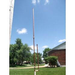 Kyпить 2 meter/70cm Dual Band Collapsible Copper J Pole Antenna by KCØSDV Free shipping на еВаy.соm