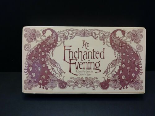 An Enchanted Evening A Beautiful Game for a Couple to Share Grown Up Toys NEW