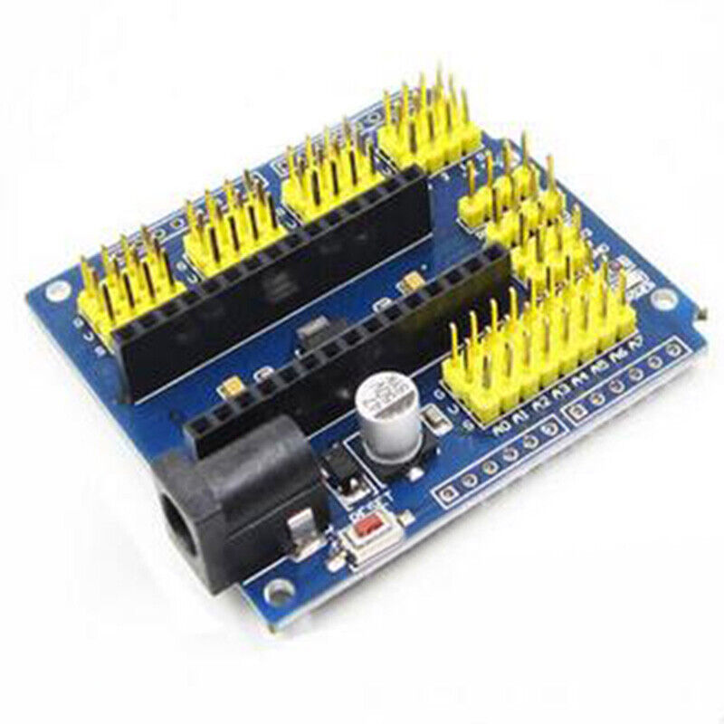 prototype adapter expansion board shield sensor interface fordetails about prototype adapter expansion board shield sensor interface for arduino nano card