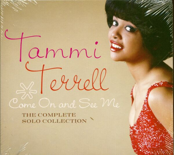 Axstedt,DeutschlandTammi Terrell - Come On And See Me - Complete Solo (2-CD) - Soul