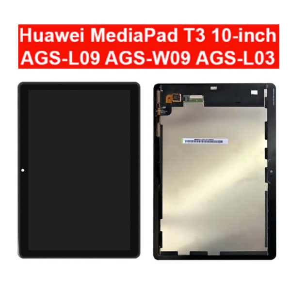 DISPLAY LCD TOUCH SCREEN HUAWEI MEDIAPAD T3 10,0' AGS-L03 AGS-L09 AGS-W09