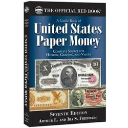 Kyпить New Official Red Book Guide For United States Paper Money US Currency Catalog на еВаy.соm