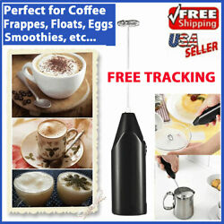 Kyпить Frother Electric Milk Mixer Drink Foamer Coffee Egg Beater Whisk Latte Stirrer на еВаy.соm