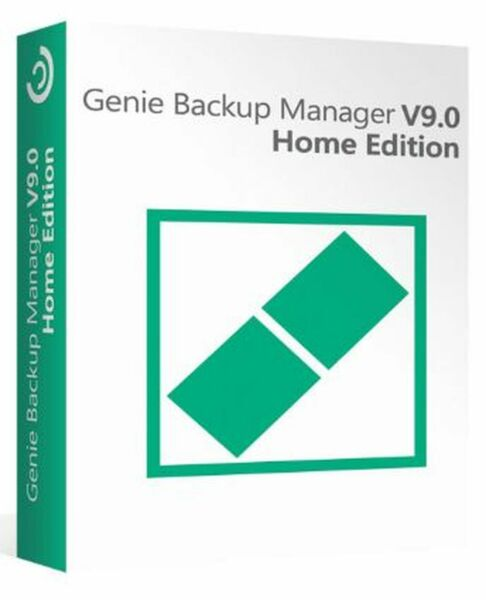 AVANQUEST GENIE BACKUP MANAGER HOME 9 nuovo.
