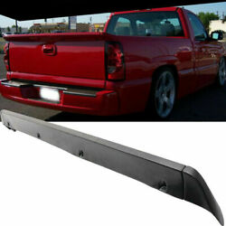 Fit for 07-14 Chevy SS Silverado Intimidator Tailgate Rear PU Wing Truck Spoiler