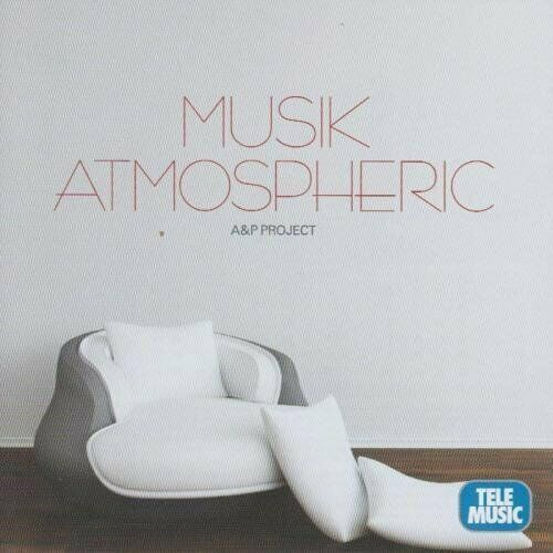 Pierre Pinto Musik atmospheric (2009, F, & Alex Vedere)  [CD]