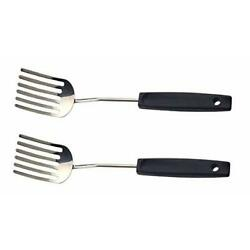 Kyпить RSVP Fantastic Food Blending Fork Stainless Steel Scrambled Eggs FFF-10 (2-Pack) на еВаy.соm