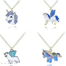 Kyпить  ~UNICORN CHARM NECKLACES~  на еВаy.соm