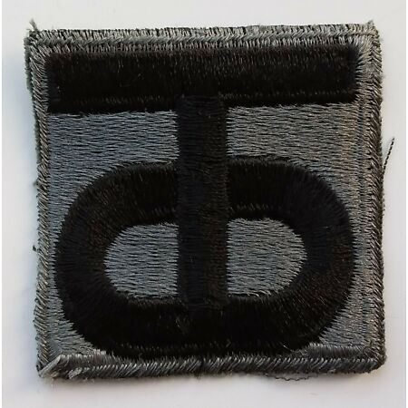 img-US ARMY PATCH 90th Infantry Division ACU OCP Combat Uniform Badge United States