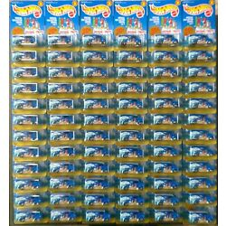 Hot Wheels Limited Edition Otter Pop Series Dairy Delivery's (72 IN THE CASE)