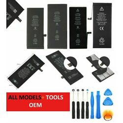 Kyпить Replacement Internal Battery For iPhone 4 4S 5 5C 5S 6 6S 7 8 Plus Tools Kit на еВаy.соm