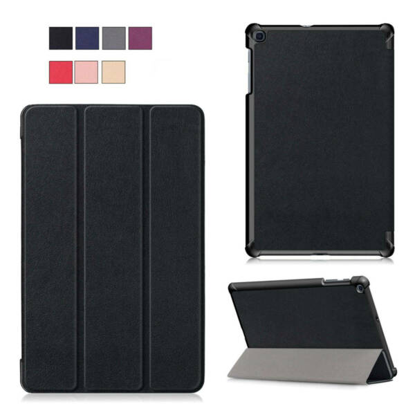 "Samsung Galaxy Tab A 2019 10.1"" Full Body Flip Cover Trifold Case for T510/T515"