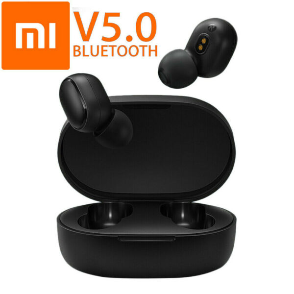2019 Xiaomi Redmi Airdots TWS Wireless Bluetooth 5.0 Earphone Earbuds Auricolari