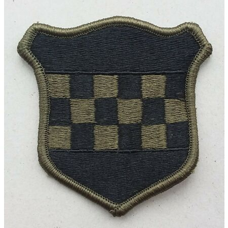 img-US ARMY PATCH 99th Infantry Division BDU Battle Uniform Badge United States USA