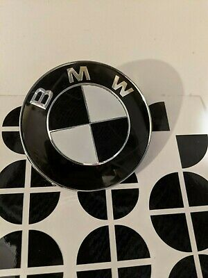 BMW Emblem Overlay Decal Sticker Complete Kit ALL MODELS | PRECUT