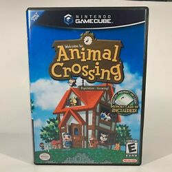 Kyпить GameCube Replacement Case - Case Only NO GAME  - Animal Crossing на еВаy.соm