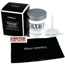 Kyпить Jewelry Cleaner w/ Cleaning Basket and Brush 4.8 Oz Fast Result for Gold Silver на еВаy.соm