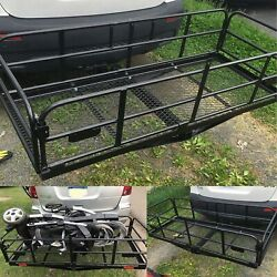 Foldable Hitch Cargo Carrier 60
