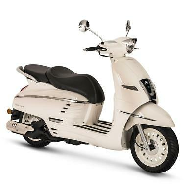 Peugeot Django Heritage 150 150cc 2020 Automatic Retro Moped Scooter