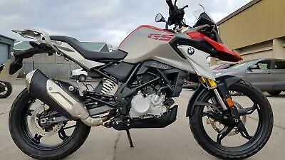 2017 67 BMW G310GS ABS ENDURO G 310 GS, 1536 MILES, MINT, 1 OWNER, A2 LICENSE